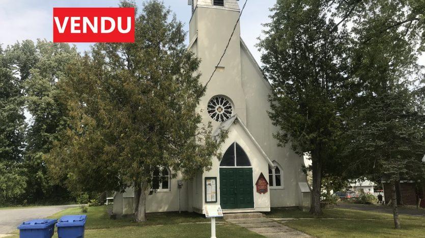 Église à vendre - Abercorn