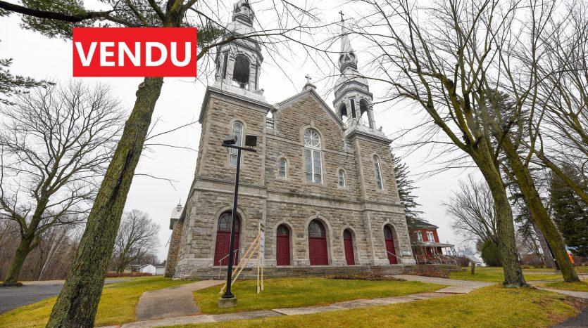 Église à vendre - Massueville