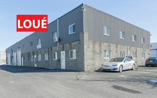 Bureaux à louer - Parc industriel de Longueuil