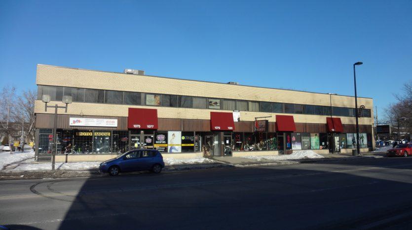 bureaux à louer - Chemin Chambly